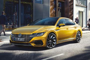 Volkswagen lance sur le marché un nouveau modèle qui réunit la berline et la voiture sport : l'Arteon.