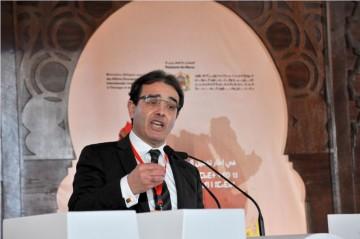 Abdelkrim Benatiq, ministre délégué chargé des Marocains résidant à l'étranger et des Affaires de la migration