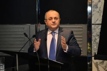 Brahim Benjelloun-Touimi, administrateur directeur général de BMCE Bank of Africa