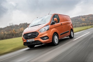 Ford Transit Custon