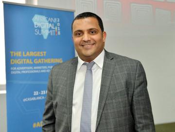 Mounir Jazouli, Directeur Communication et Médias du groupe BMCE Bank of Africa