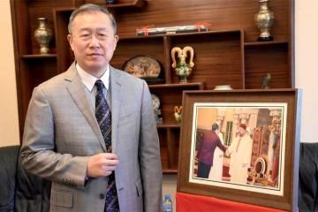 Li Li, ambassadeur de Chine au Maroc