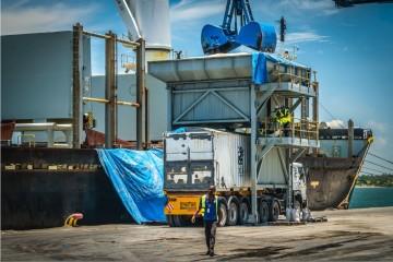 OCP Africa a effectué une livraison précédente de 23.500 tonnes.