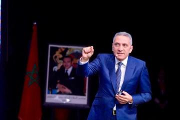 Moulay Hafid Elalamy, président du comité de candidature du Maroc pour l'organisation de la Coupe du monde 2026 de football