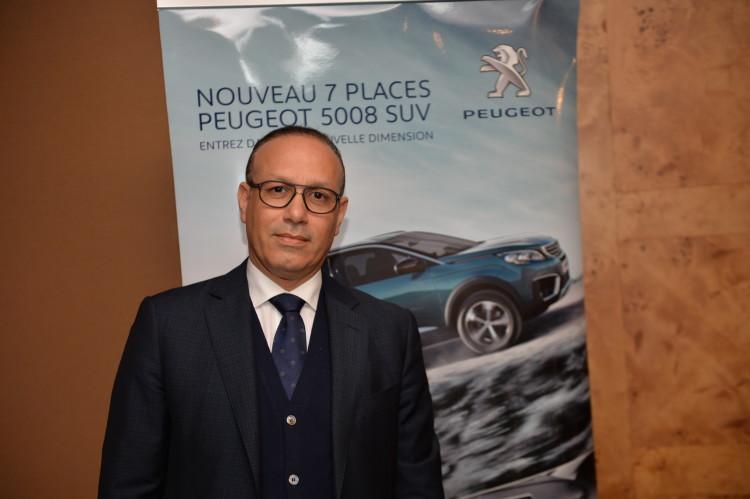 Tarafa Marouane, PDG de Sopriam