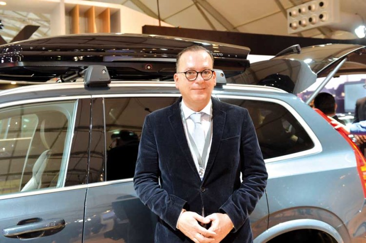 Wahid El Kadiri, Président de Scandinavian Auto Maroc.