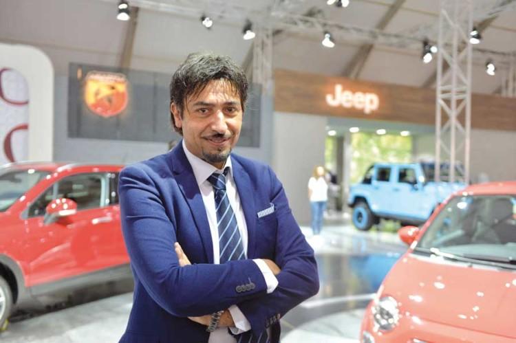 Stefano Malara, directeur marketing de Fiat Chrysler Automobiles Morocco.