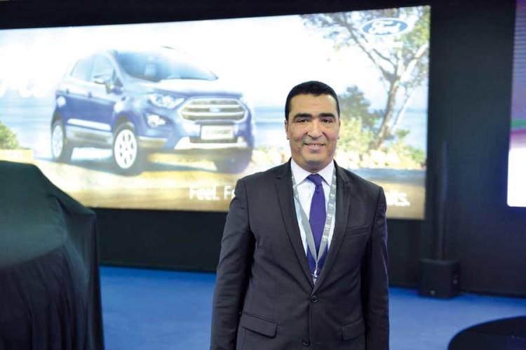 Abdelouahab Ennaciri, DG de Scama.