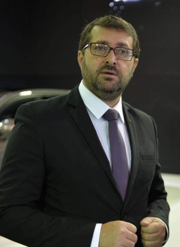 Sébastien Poncet, directeur de marque de Porsche Maroc.