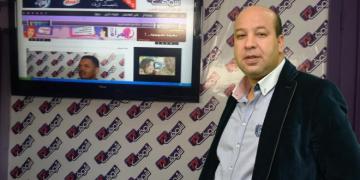 Driss Chahtane, directeur de Chouf TV