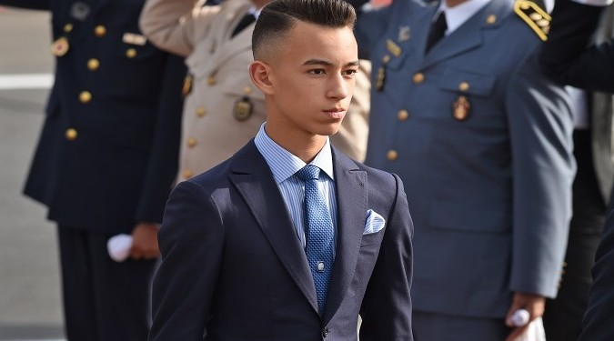 SAR le prince héritier Moulay El Hassan