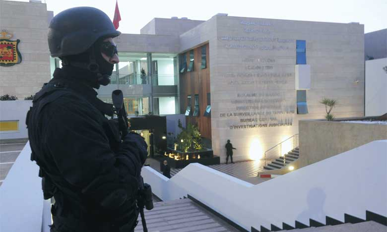 Photos. Opération nationale de la BCIJ: arrestation de quatre individus