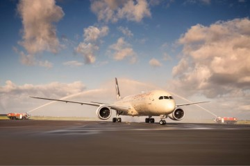 Etihad Airways Boeing