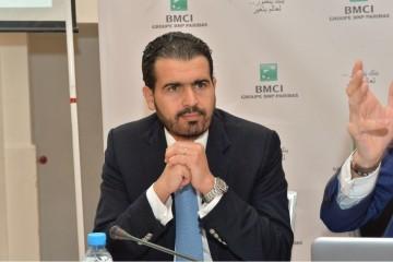 Idriss Bensmail, directeur du Corporate Banking de BMCI