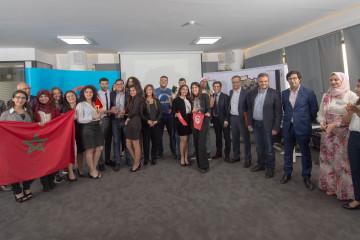 Impact@Work Fondation Citi Enactus