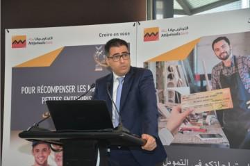 Karim Idrissi Kaitouni, directeur exécutif en charge du Marché de l'Entreprise de Attijariwafa bank