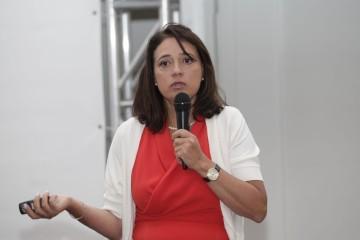 Laila Mamou, PDG de Injaz Al-Maghrib