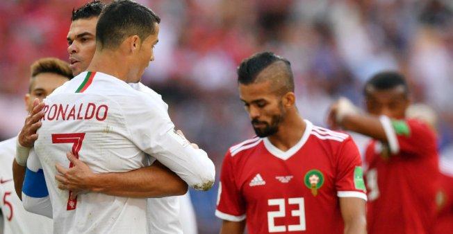 Le Maroc quitte le Mondial 2018