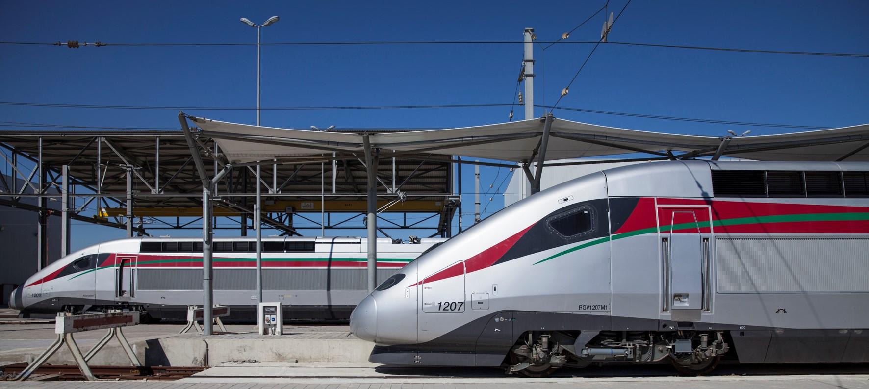 TGV : l'ONCF lance son concours de logo