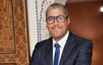 Adel El Fakir, DG de l'Office national marocain du tourisme (ONMT).