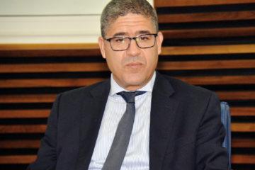 Abderrahim Bachiri, Directeur administratif et financier de Auto Hall