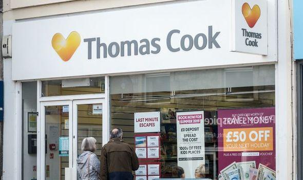Course contre la montre pour éviter la faillite — Thomas Cook