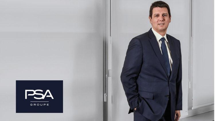 Christophe Mandon, «Senior Vice-President» ventes marketing et après-vente pour la région Moyen-Orient et Afrique.
