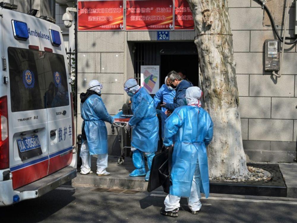 362 morts dont un hors de Chine (Nouveau bilan) — Coronavirus