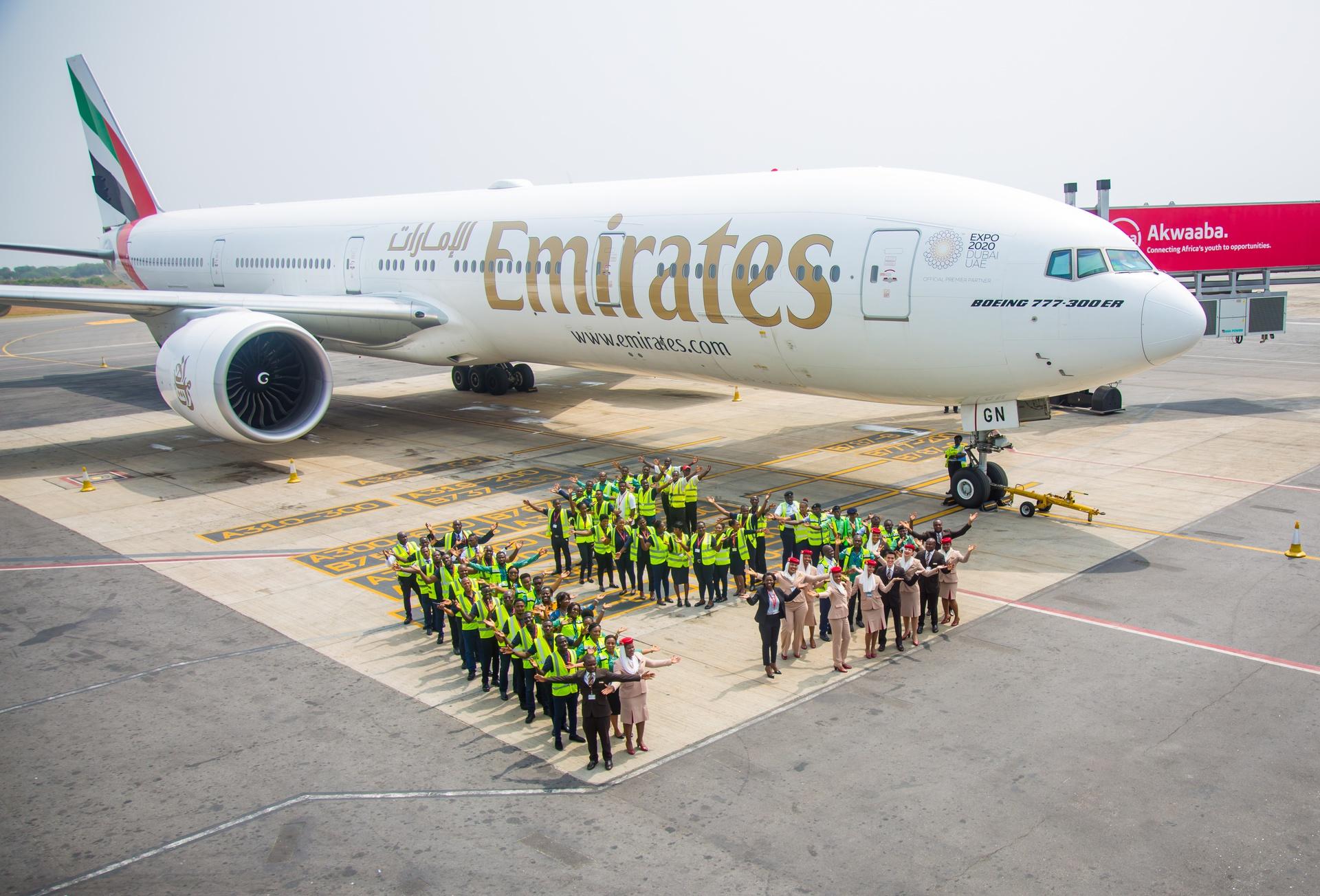 Emirates compte supprimer près de 30.000 emplois — Coronavirus