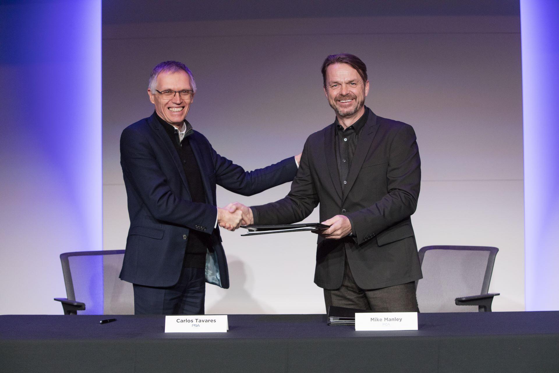 Stellantis' choisi comme nom pour le groupe fusionné — FCA