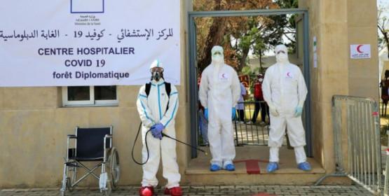 Covid-19 - 811 nouveaux cas confirmés au Maroc, 182 guérisons en 24H
