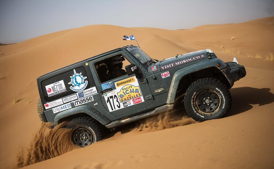 Rallye Aïcha des Gazelles : la 30ème édition de nouveau reportée ...