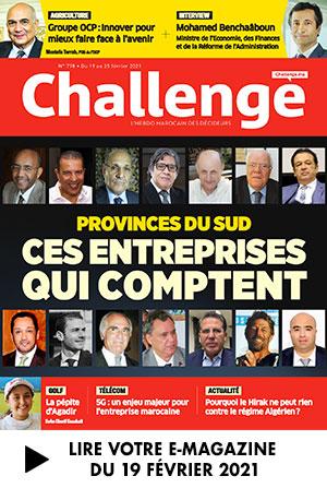 Challenge Magazine