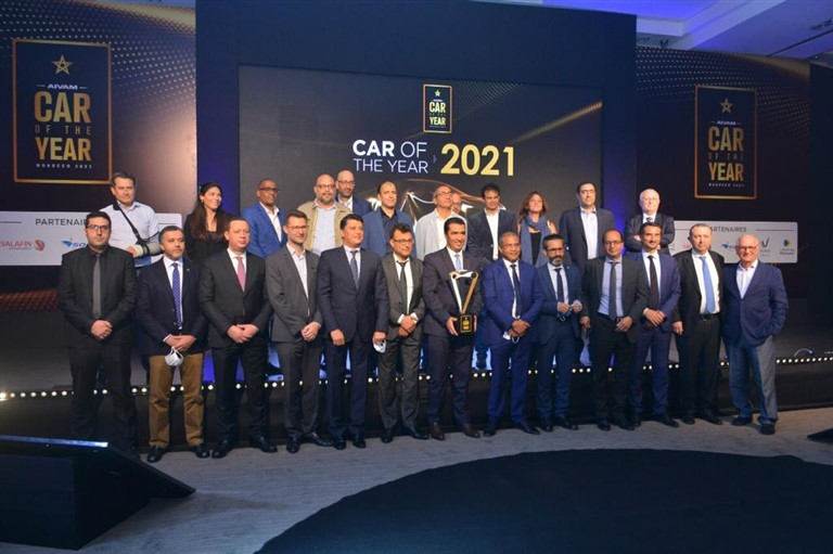 Car Of The Year Morocco 2021 : le Ford Kuga s'adjuge le ...