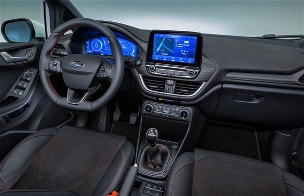 Nouveauté. La Ford Fiesta s'offre une cure de fraîcheur | Challenge.ma